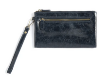 Load image into Gallery viewer, Harper Wristlet Midnight