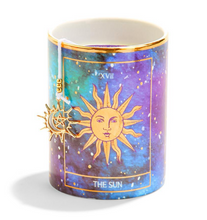 Load image into Gallery viewer, Tarot Scented Candle The Sun