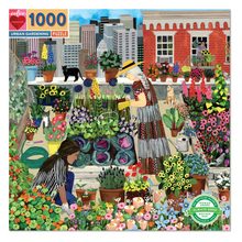 Load image into Gallery viewer, Urban Gardening Puzzle - 1000 Pieces