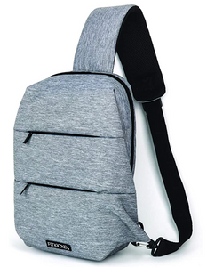 One Shoulder Sling Pack Grey