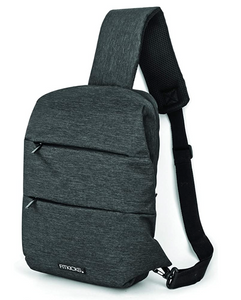 One Shoulder Sling Pack Black