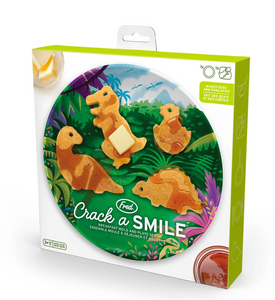 Crack A Smile Dino Breakfast Set