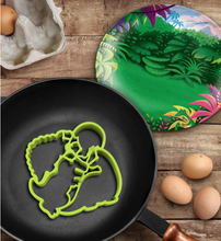 Load image into Gallery viewer, Crack A Smile Dino Breakfast Set