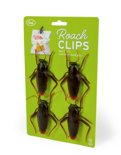 Roach Chip Bag Clips