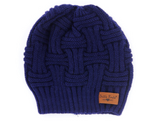 Load image into Gallery viewer, Basketweave Knit Beanie