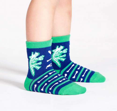 Archeology Toddler Crew Socks