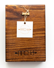 Load image into Gallery viewer, Michelle Obama Quote - Wood Art Block