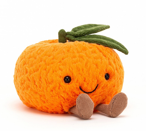 Amuseable Stuffed Clementine - Small