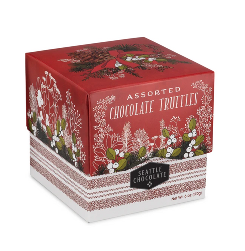 Woodland Cheer Truffle Box