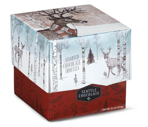Woodland Buck Truffle Gift Box
