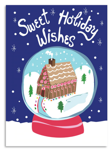 Sweet Holiday Wishes Card