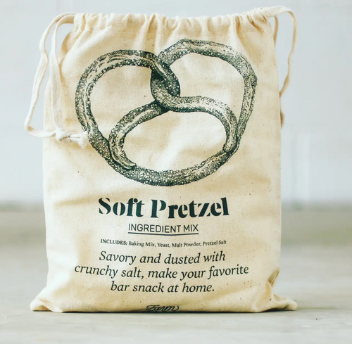 Soft Pretzel Baking Mix