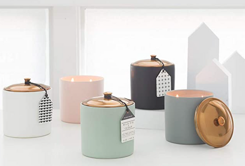 Hygge Ceramic Candle