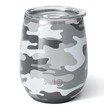 Load image into Gallery viewer, Insulated Stemless Wine Glass