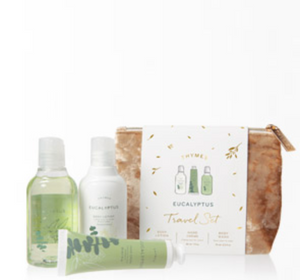 Travel Gift Set Eucalyptus