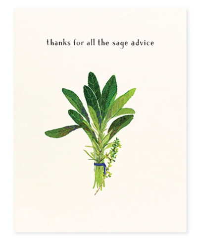Bouquet Garni Card