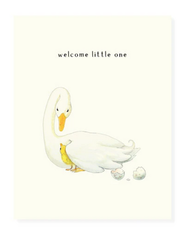 Just Hatched Baby Card
