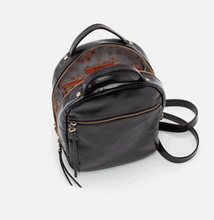 Load image into Gallery viewer, Black Hogan Leather Backpack