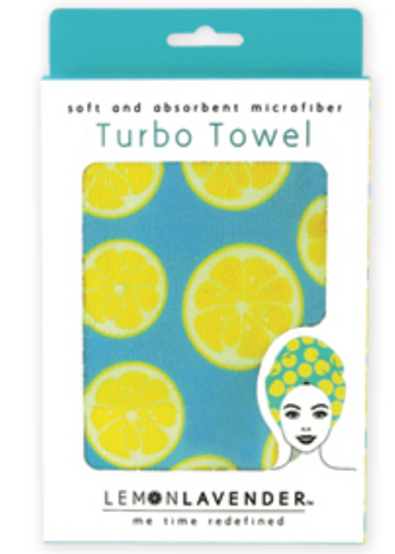 Turbo Towel Citrus Twist
