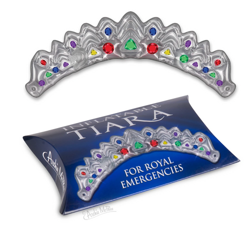 Emergency Inflatable Tiara
