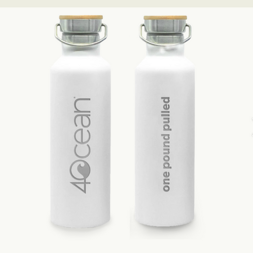 4Ocean Reusable Water Bottle