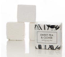 Load image into Gallery viewer, Sweet Pea & Clover Bath Tablet