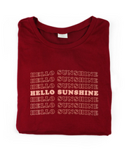 Load image into Gallery viewer, Hello Sunshine Knit Top