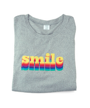 Load image into Gallery viewer, Smile Grey Knit Top
