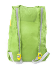 Load image into Gallery viewer, Green Compact Backpack