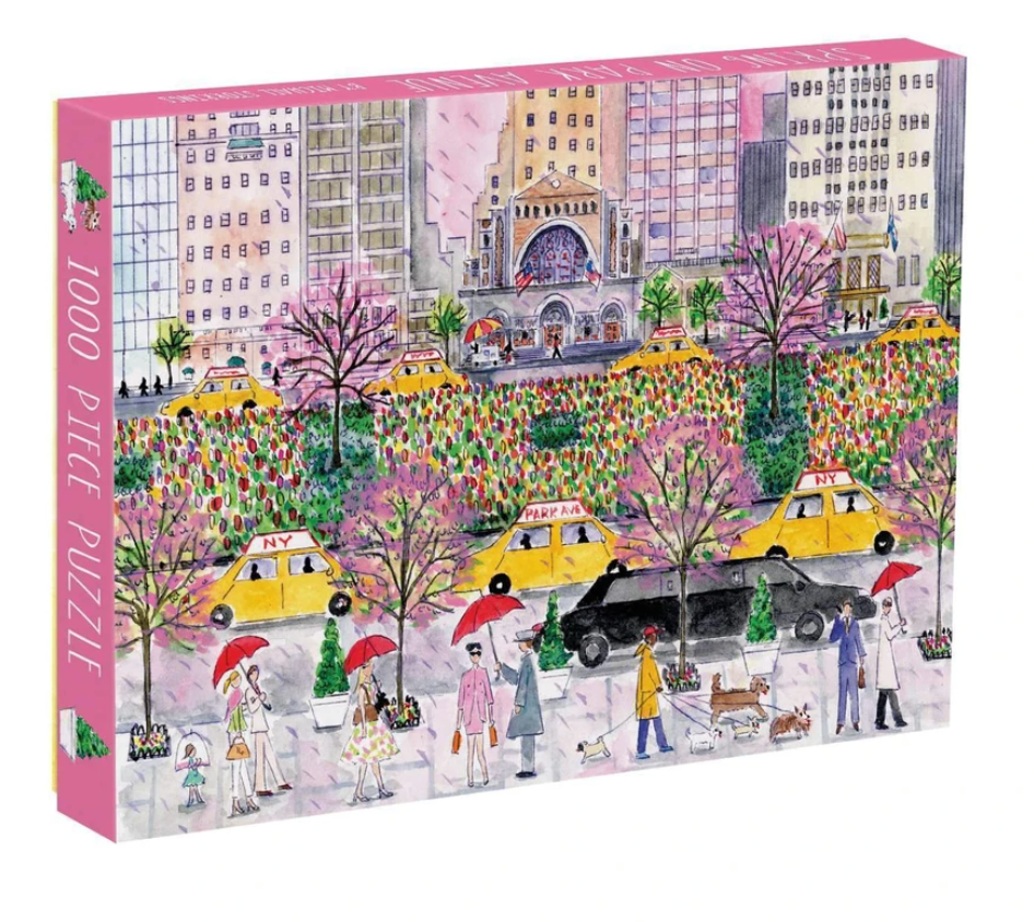 Spring Park Ave Michael Storrings Puzzle