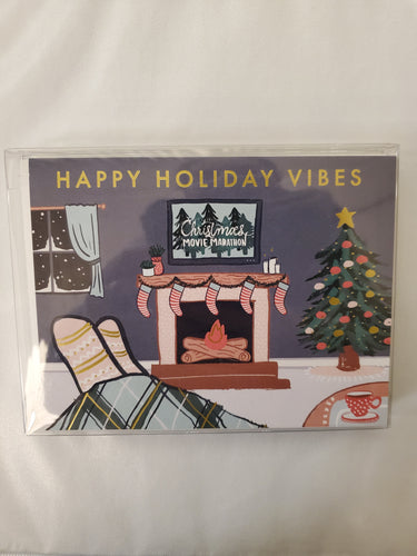 Happy Holiday Vibes Boxed Card Set