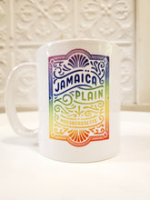 Load image into Gallery viewer, Rainbow JP Lettering Mug