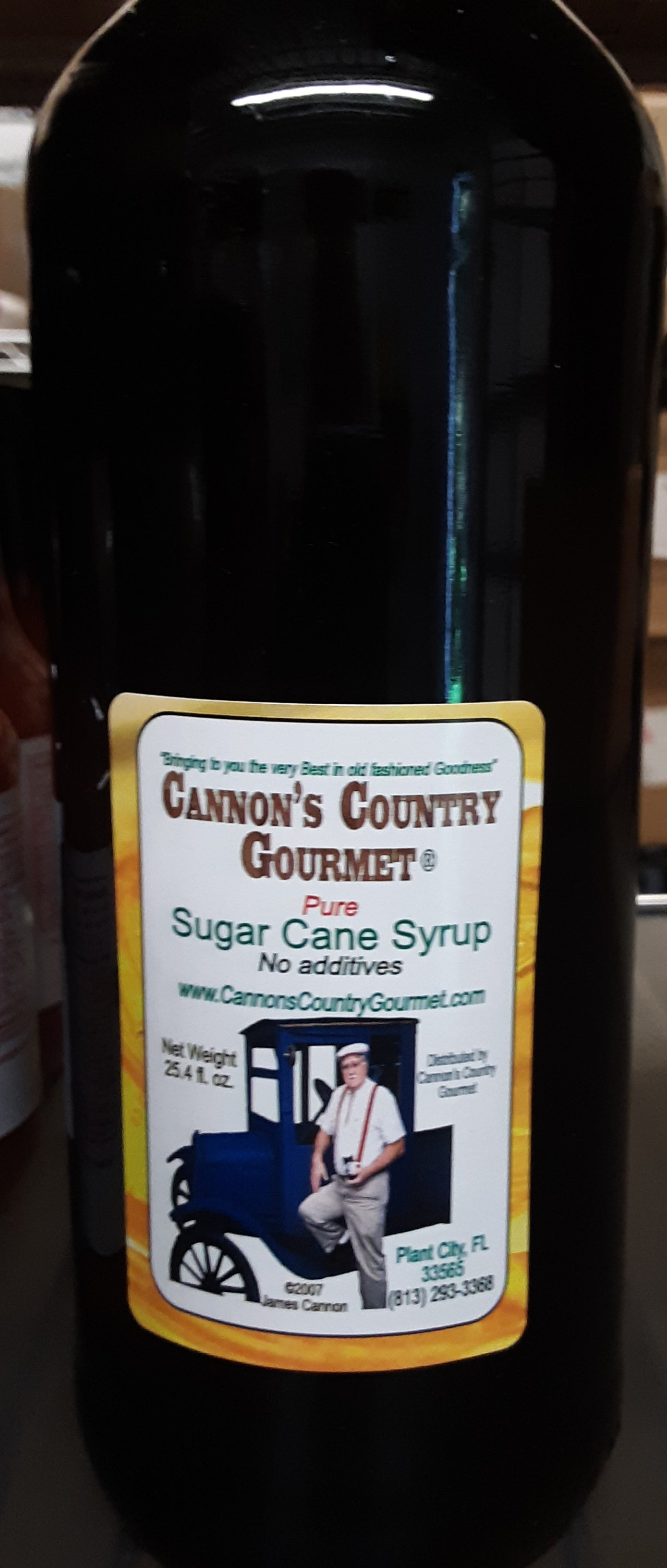 Amish - Syrup - Pure Sugar Cane Syrup