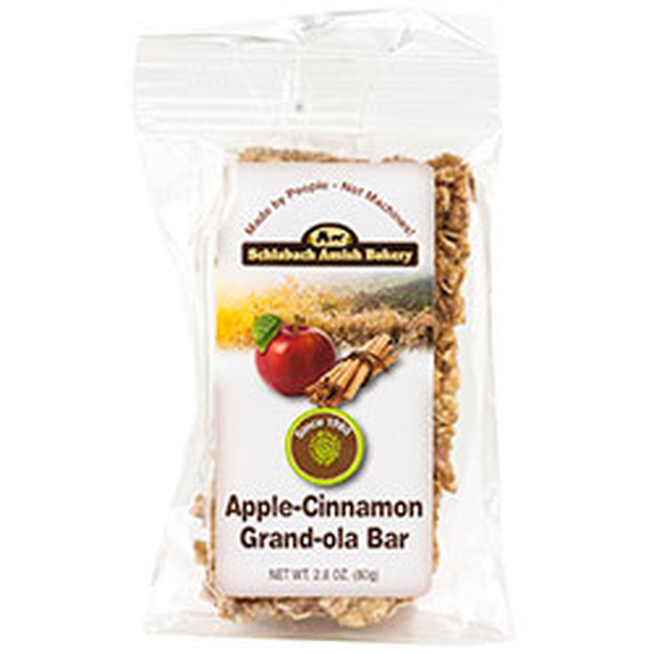 Granola Bar - Apple Cinnamon