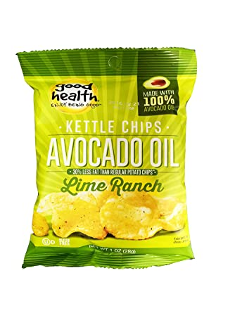 Amish - Chips - Avocado Oil Lime Ranch Chips