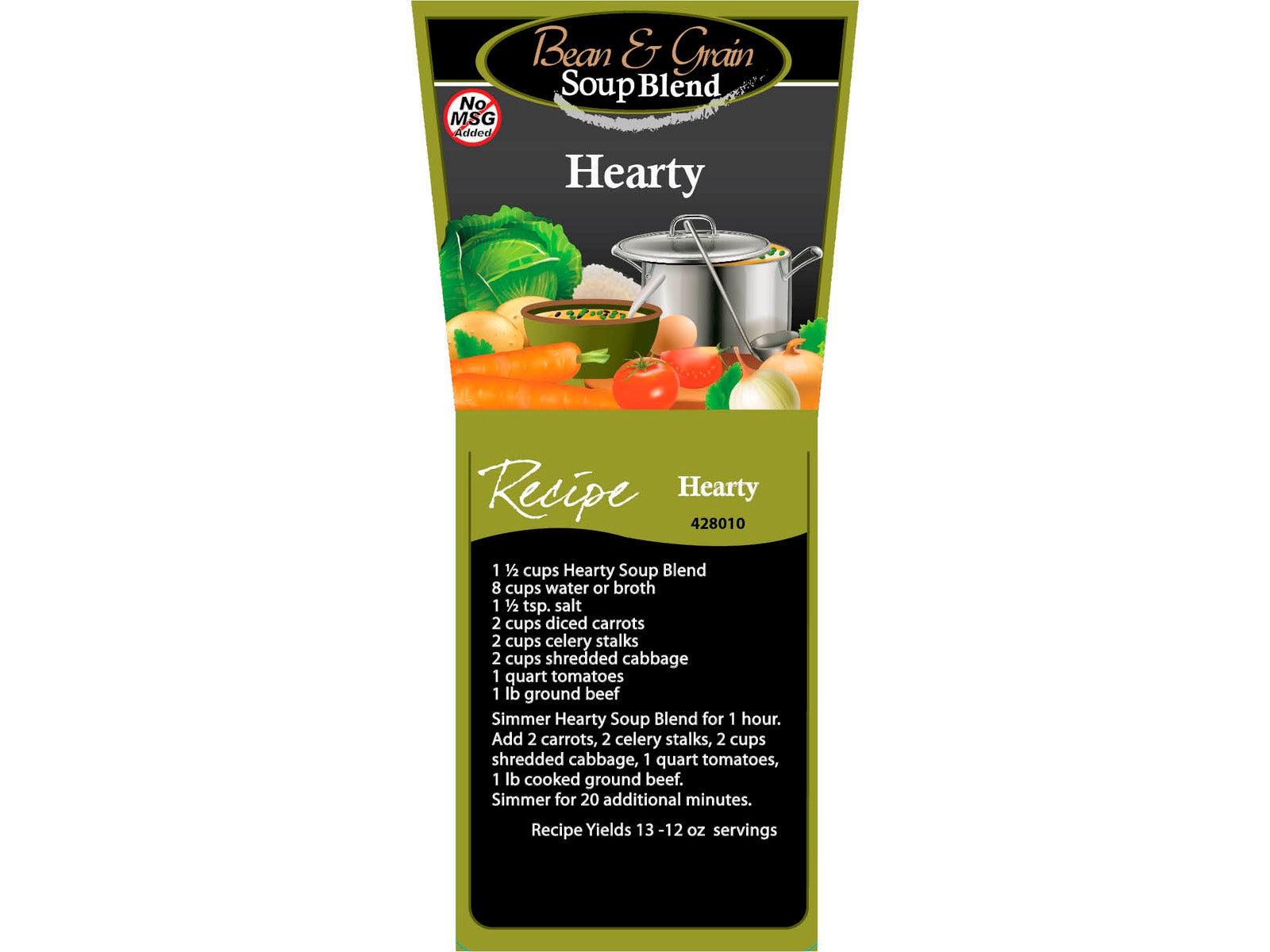 Soup Mix - Hearty Soup Mix