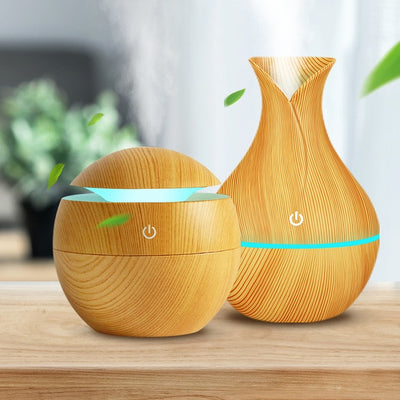 Essential Oil Diffuser Mini Personal Humidifier Set