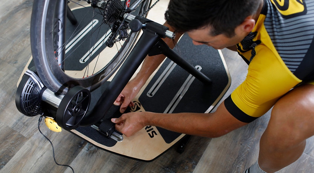 MP1 Nfinity Bike Trainer Fit Guide