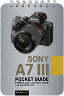 Rocky Nook Pocket Guide - Sony A7 III