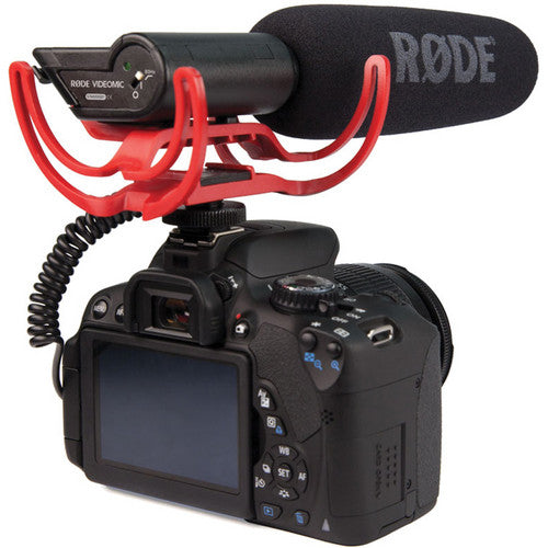 Rode VideoMic Camera-Mount Shotgun Microphone