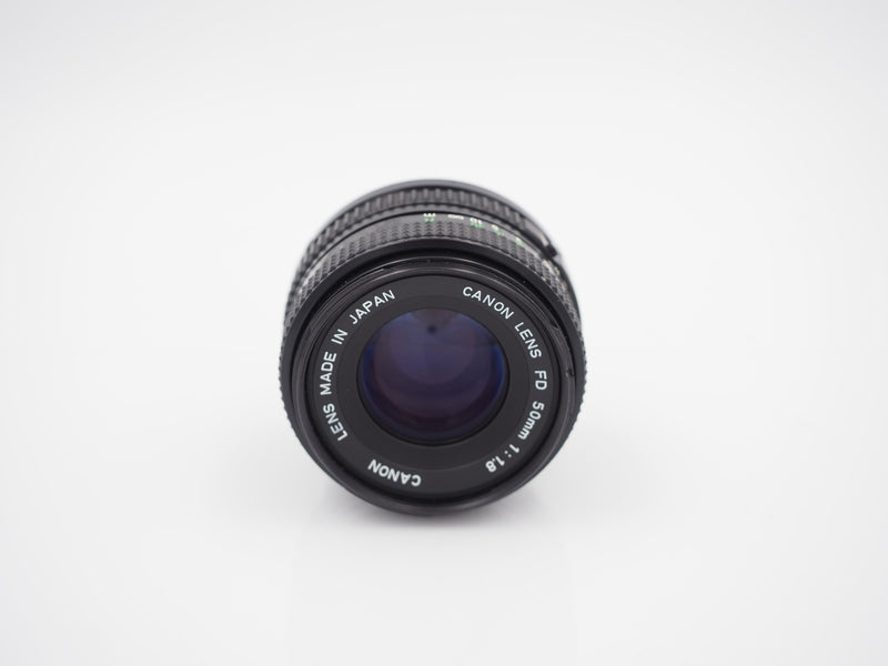 Used Canon FD 50mm f1.8 Lens