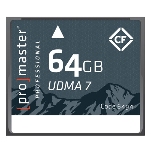 Promaster Rugged 64GB CF
