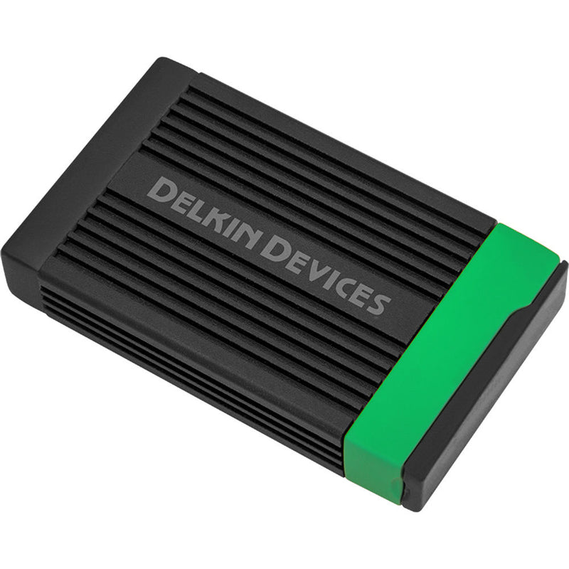 Delkin Devices CFExpress Reader USB 3.1