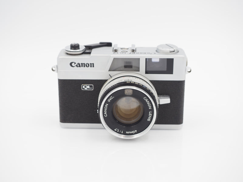 Used Canon Canonet QL 17 Camera