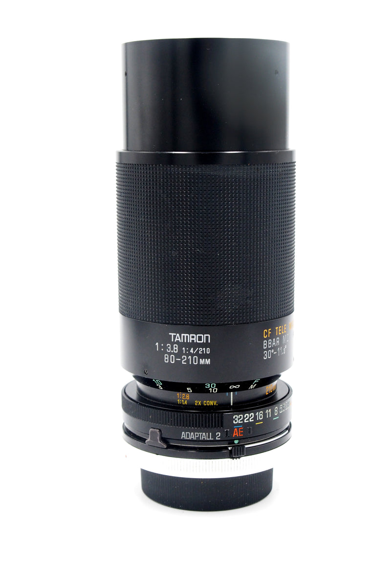 Used Tamron 80-210mm f/3.8-4 Lens for Canon