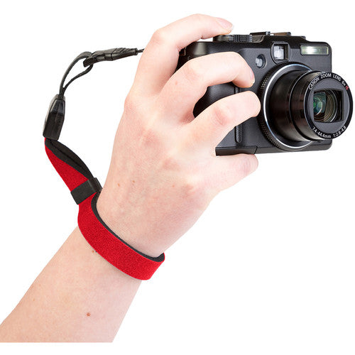 Optech Camera Strap QD [Red]