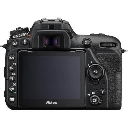 Nikon D7500 DX DSLR Camera Body