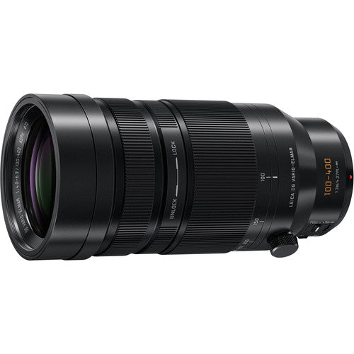 Panasonic MFT 100-400mm F4-6.3 OIS Lens