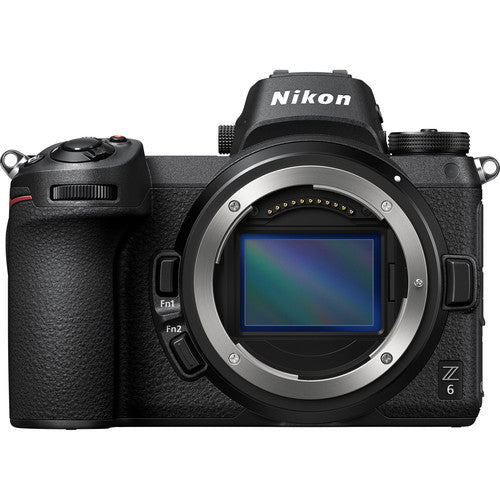 Nikon Z6 FX Mirrorless Camera with 24-70mm F4 S Lens