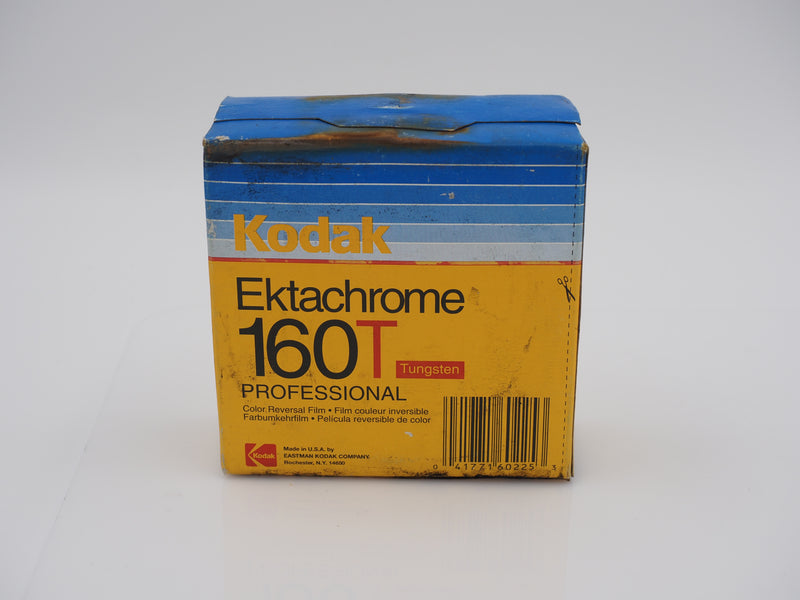 EPT-404 Ektachrome 160T 100' color reversal film, expired 01-2004, factory sealed